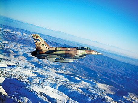 Авиация Израиля нанесла удар потерритории Сирии