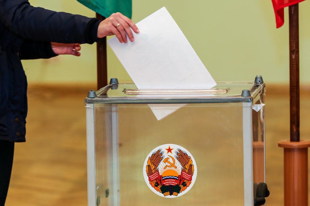 ВПриднестровье выбирают нового президента