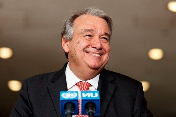 Гутерреш принял присягу вкачестве нового генерального секретаря ООН