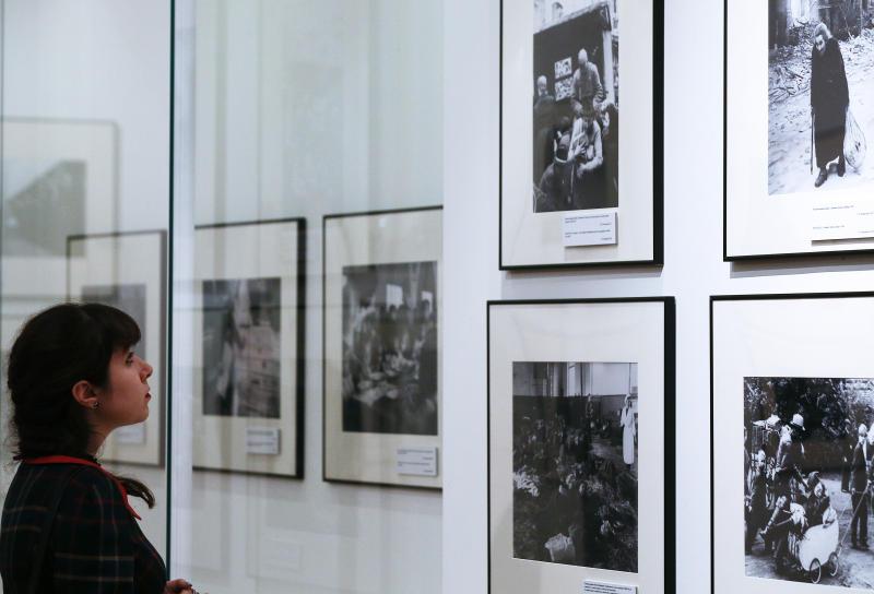 Мединский иВасильева открыли выставку вМузее современной истории