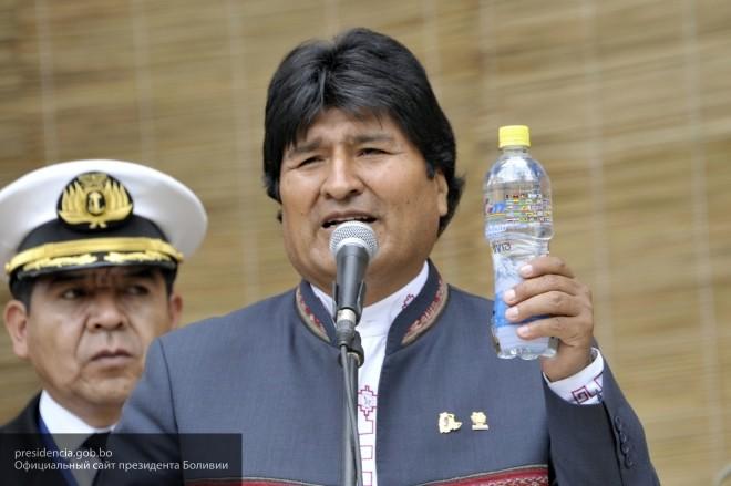 Президент Боливии выпустил наволю практически 2 тыс. заключенных