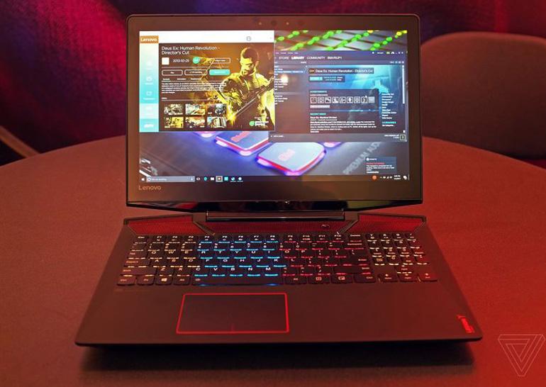 CES 2017: Lenovo обновила ноутбук-перевертыш ThinkPad X1 Yoga