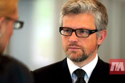 Украина направила Германии ноту протеста из-за визита германского  политика вКрым