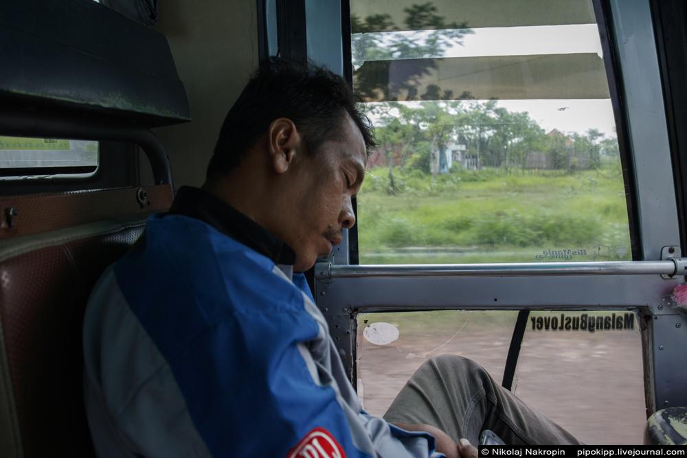 азия автобус разврат