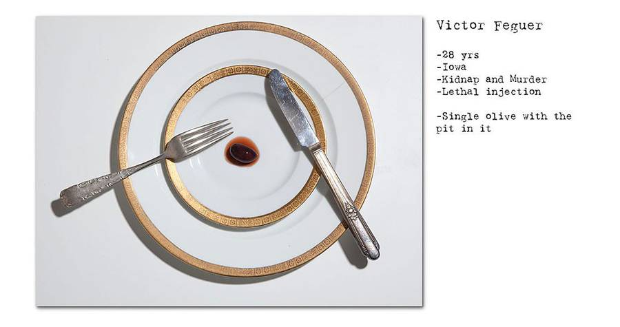 Serial Killers Last Meals Photography (11 pics)