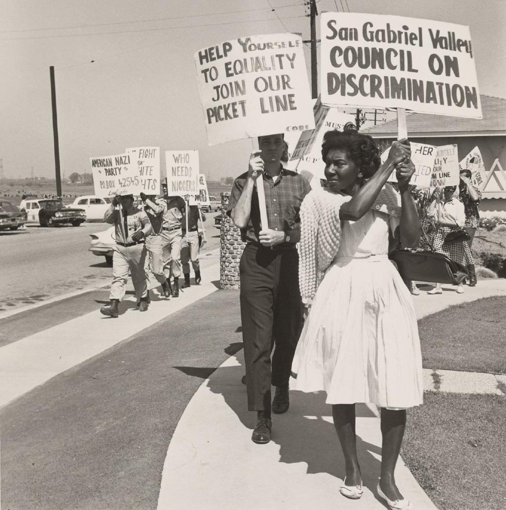 Afro-American Civil Rights Photography by Mark Speltz