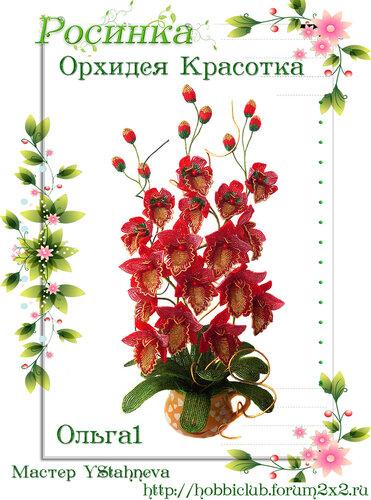 """Галерея работ творческой мастерской """"Орхидея Красотка"""" 0_12ea30_8dad8fda_L"""