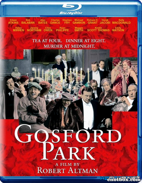 Госфорд парк / Gosford Park (2001/BDRip/HDRip)
