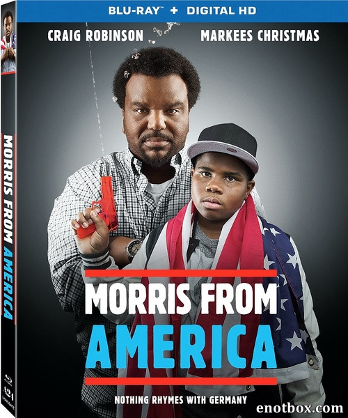 Моррис из Америки / Morris from America (2016/BDRip/HDRip)