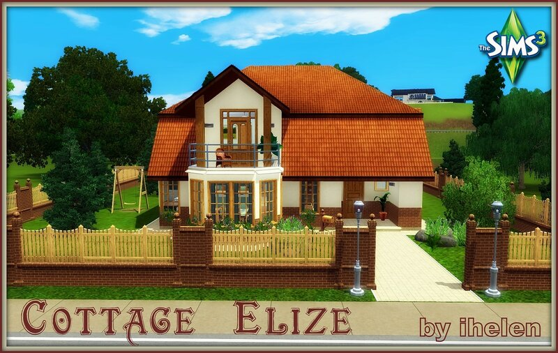 Cottage Elize by ihelen