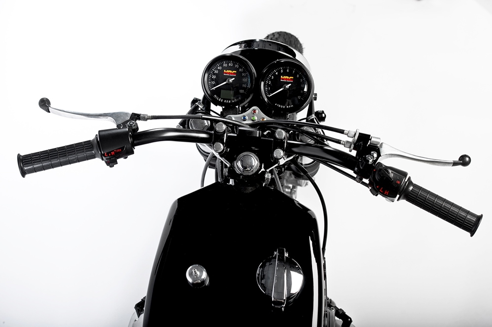 Джон Грин: кафе рейсер Honda CB750 Racer