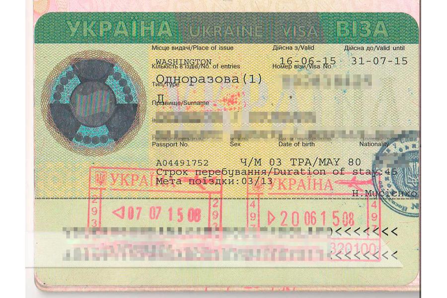 Может ли русский гражданин попасть в крым с территории украины