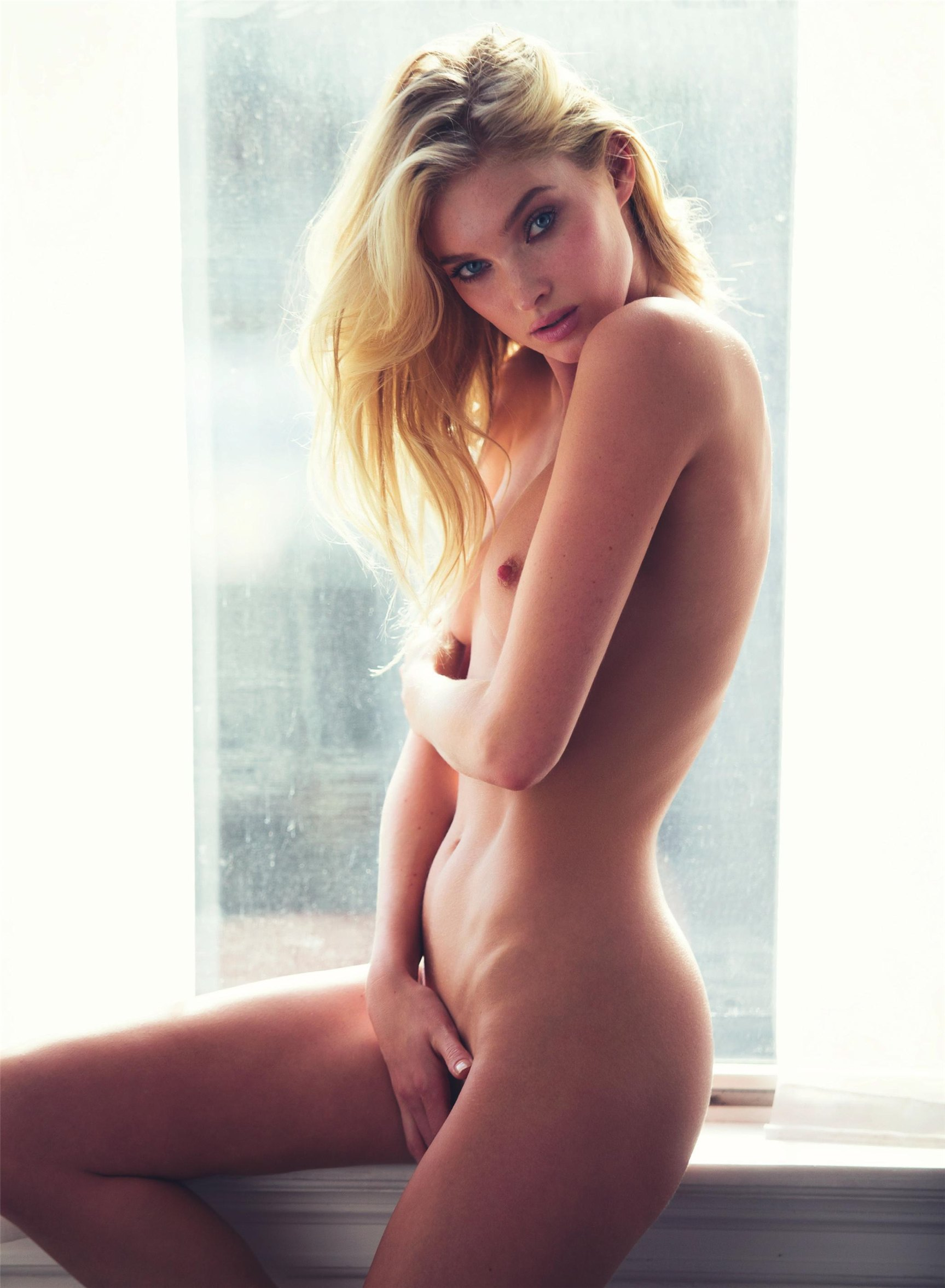 Эльза Хоск / Elsa Hosk by David Bellemere - Lui december 2016 / january 2017