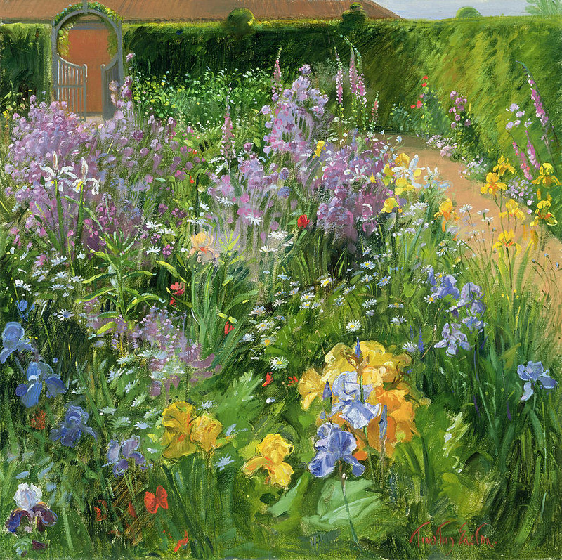 Творчество современного художника Timothy Easton