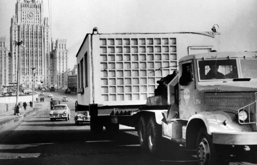580995 Бородинский мост нач. 60-х.jpg
