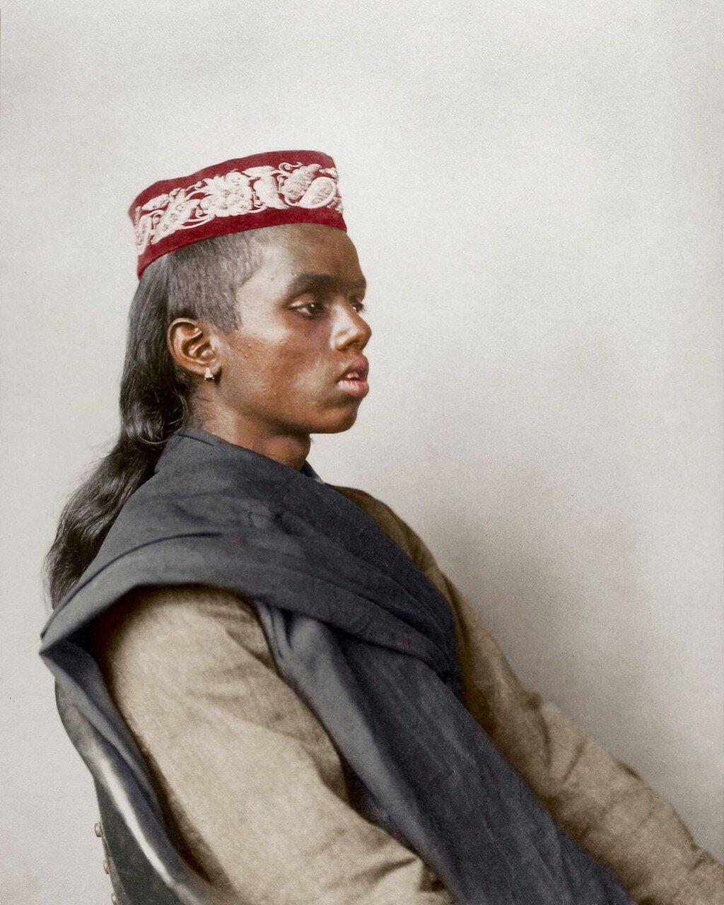 Индиец. 1911