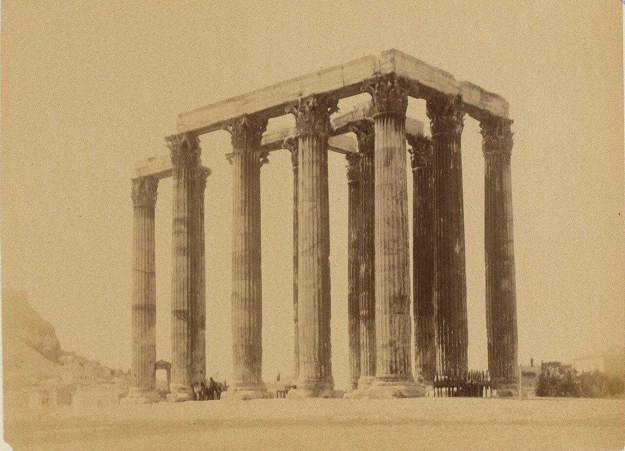 32. Афины. Храм Зевса Олимпийского