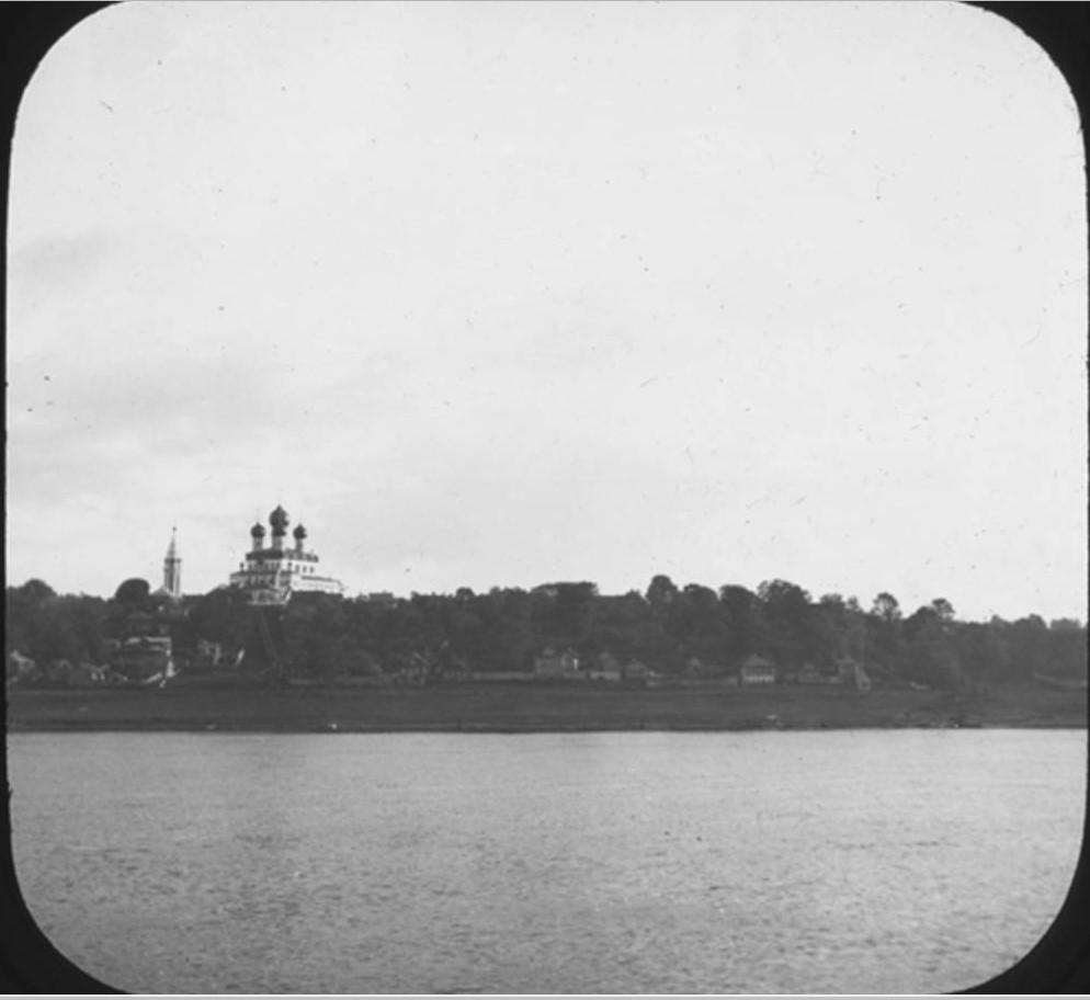 Кострома. Вид с реки
