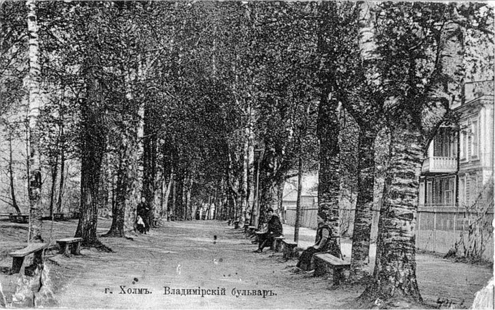 Владимирский бульвар