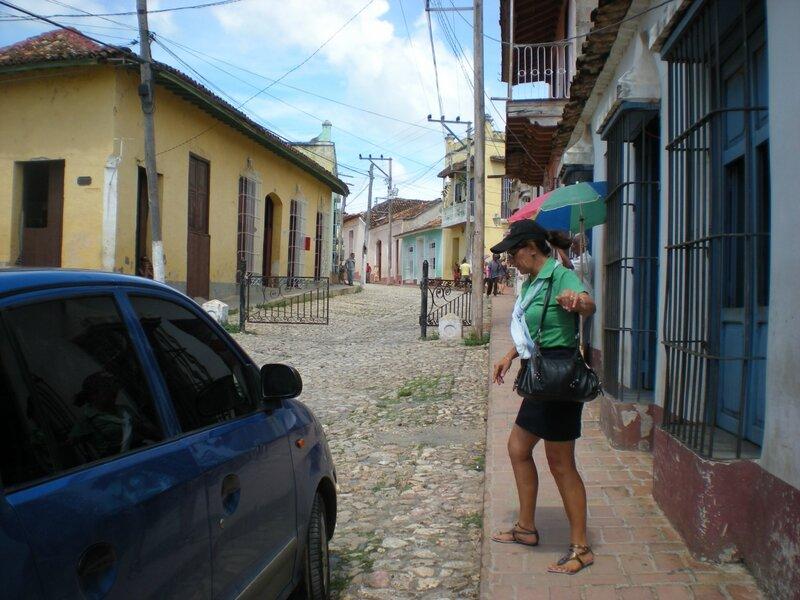 Куба, Тринидад