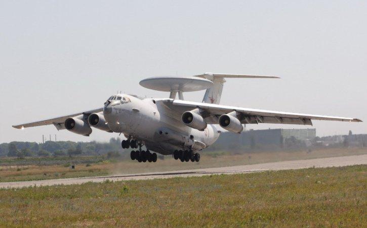 Самолёт дальнего радиолокационного обнаружения и управления А-50.jpg
