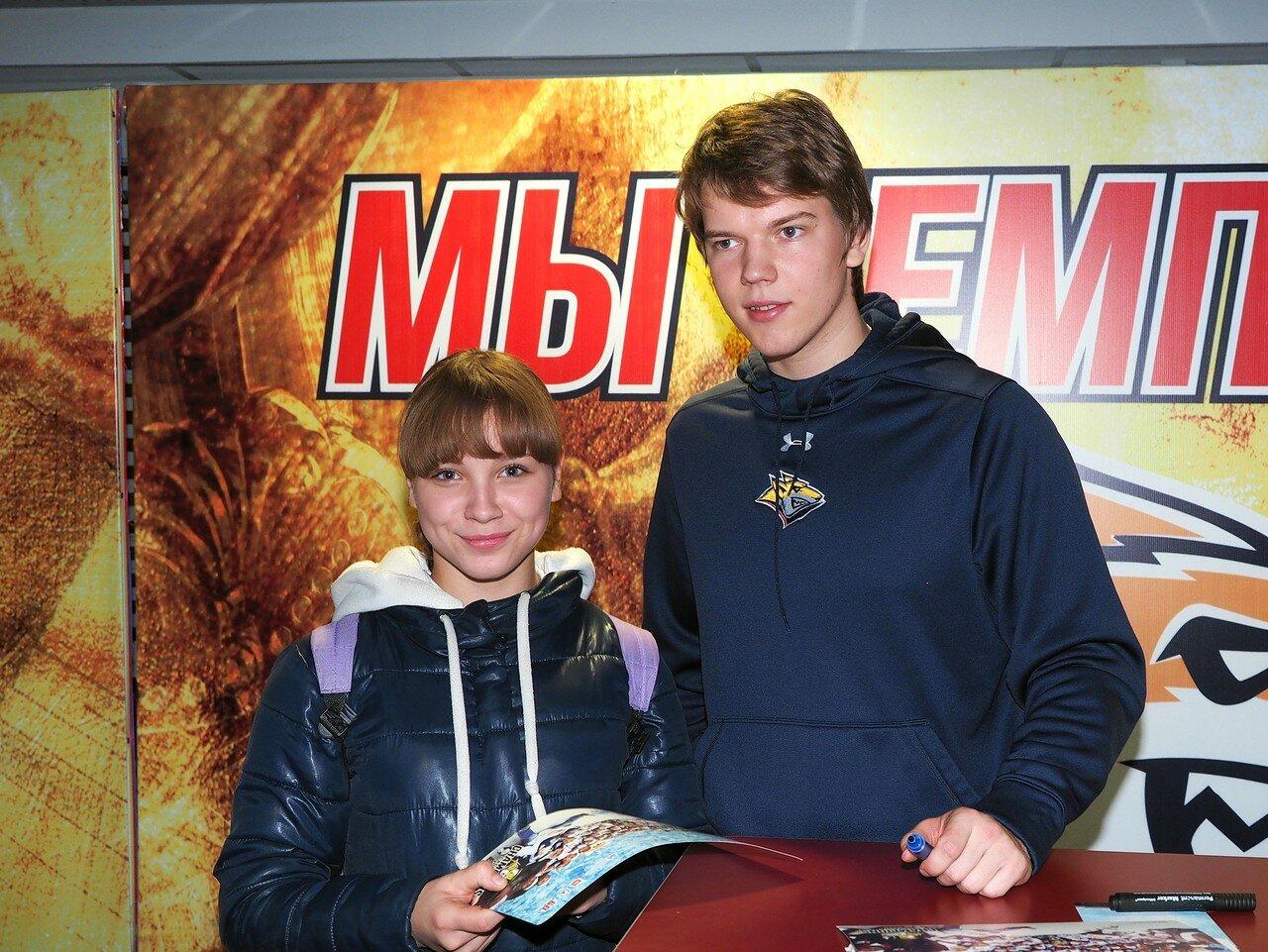 127Металлург - Сибирь 28.10.2016