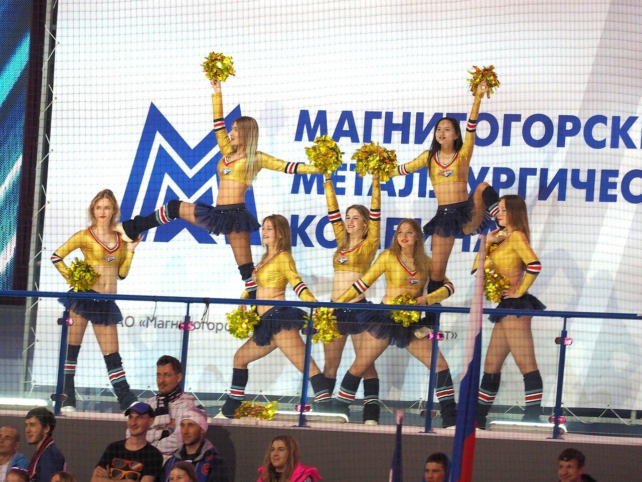 80 Металлург - Барыс 11.03.2017