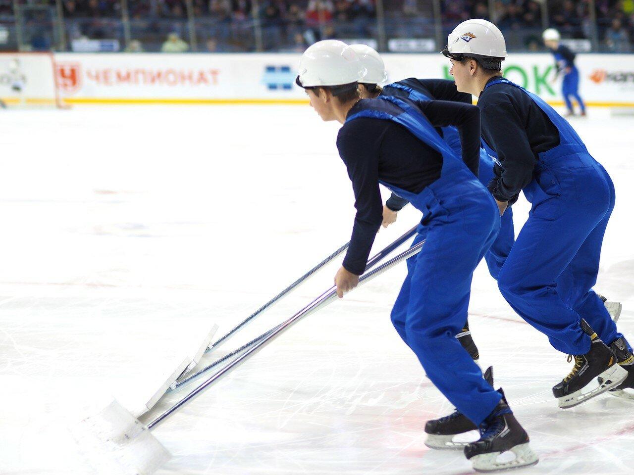 100 Первая игра финала плей-офф восточной конференции 2017 Металлург - АкБарс 24.03.2017