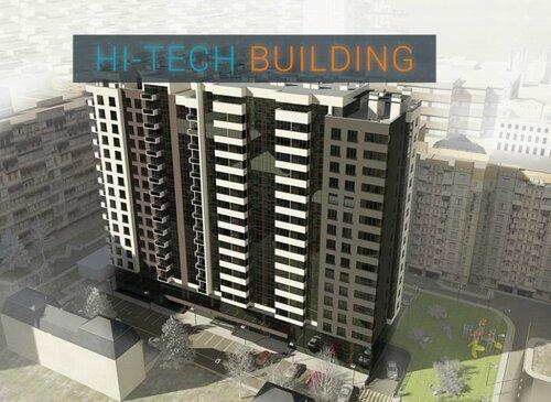 Первый многоквартирный умный дом строится в Кишинёве