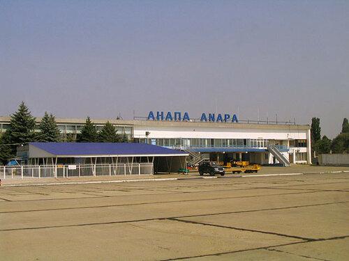 Строительство нового терминала в аэропорту Анапы заканчивается