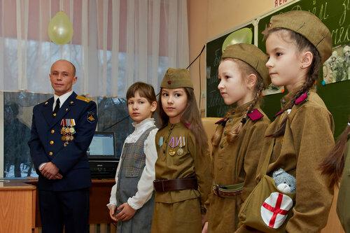 День защитника Отечества. 2017