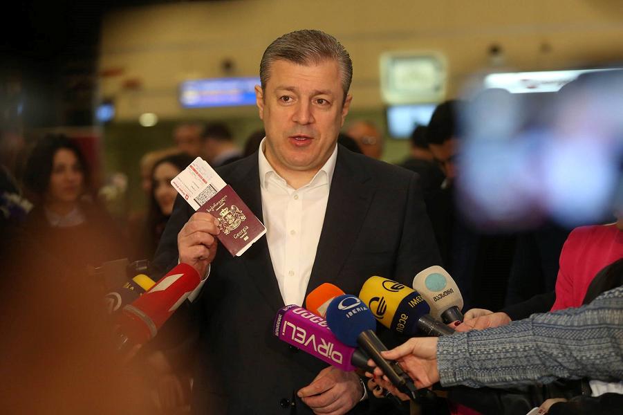 Премьер Грузии Квирикашвили полетел в ЕС без визы.png