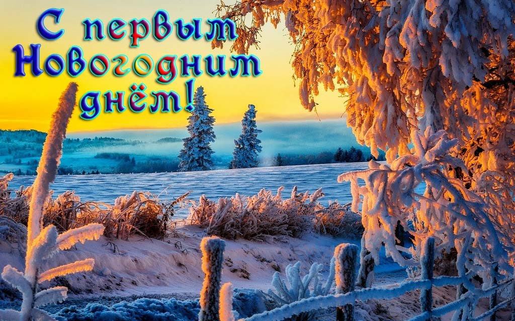 Новый год Поздравление