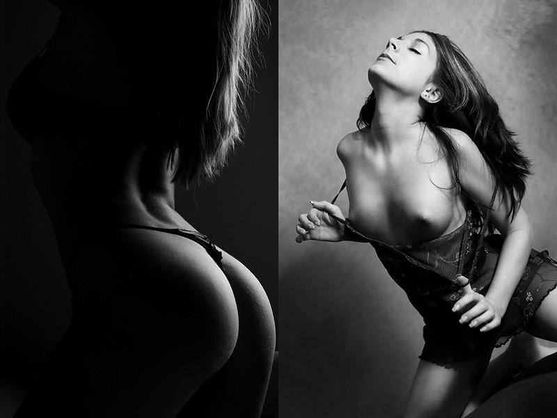 Красивые девушки дома / Фотограф Franz Sauer