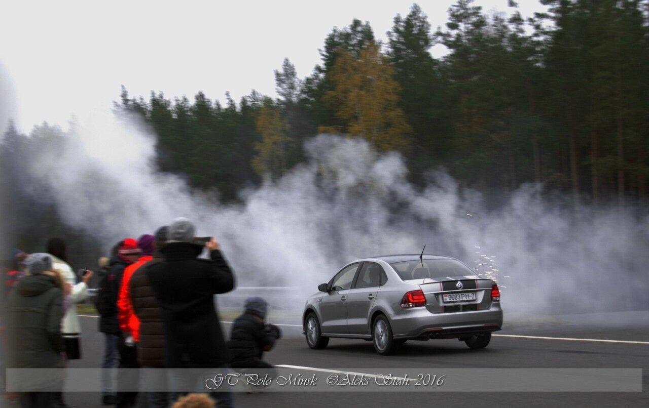 Кубок Volkswagen Polo GT
