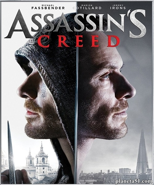 Кредо убийцы / Assassin's Creed (2016/HDTV/HDTVRip)