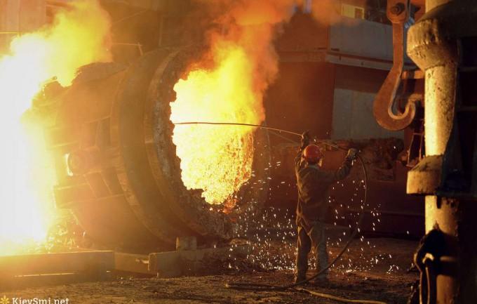 Спад промпроизводства вгосударстве Украина ускорился до6,1%