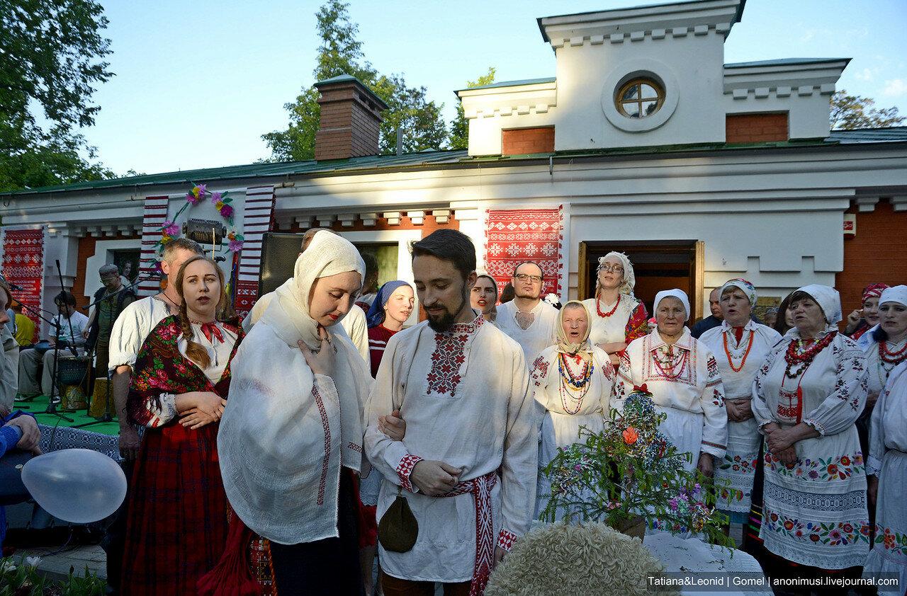 Ночь музеев-2017 в филиале Ветковского музея. Гомель