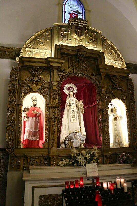 Church of Saint Andrew (Parroquia San Andrés Apóstol), Badajoz