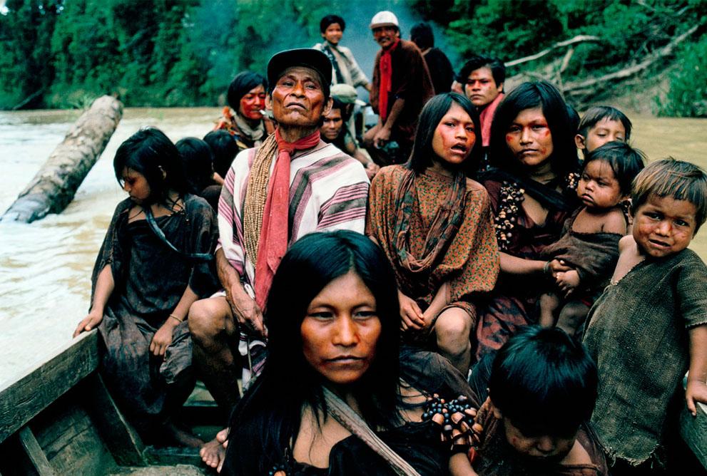 4. В результате, тысячи представителей племени лишились домов. Из-за волны