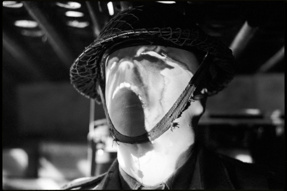 8. Роджер Уолтерс, Кристина Харгривз, сыгравшая мать Пинка, и Кевин Маккеон, исполнивший роль Пинка