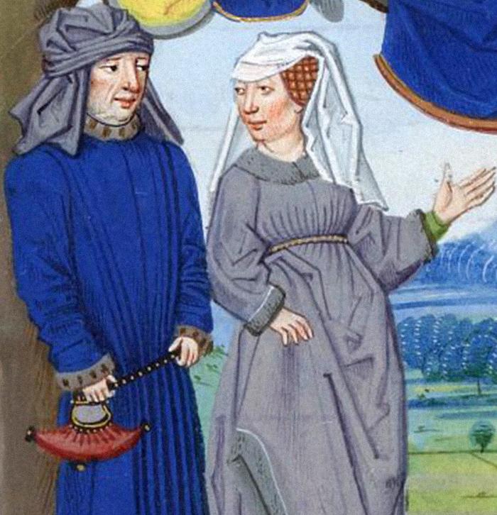 Паштет из заячьих мозгов и другие советы по уходу за детьми из Средневековья (8 фото)