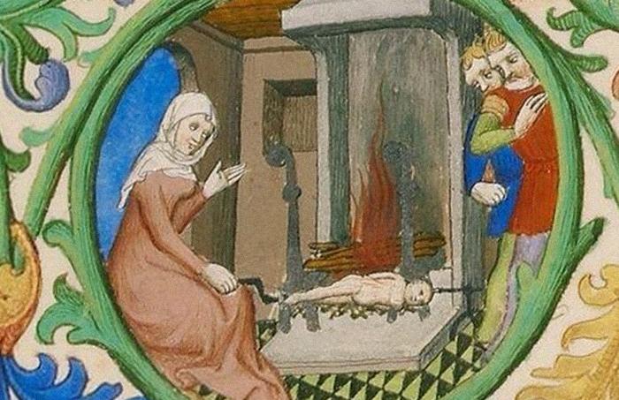 Как купать ребенка Франческо да Баберино в «Уставе для женщин» 1348 года советует купать только хоро