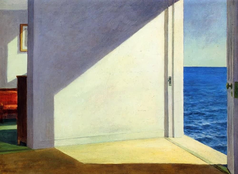 Комнаты у моря, 1951