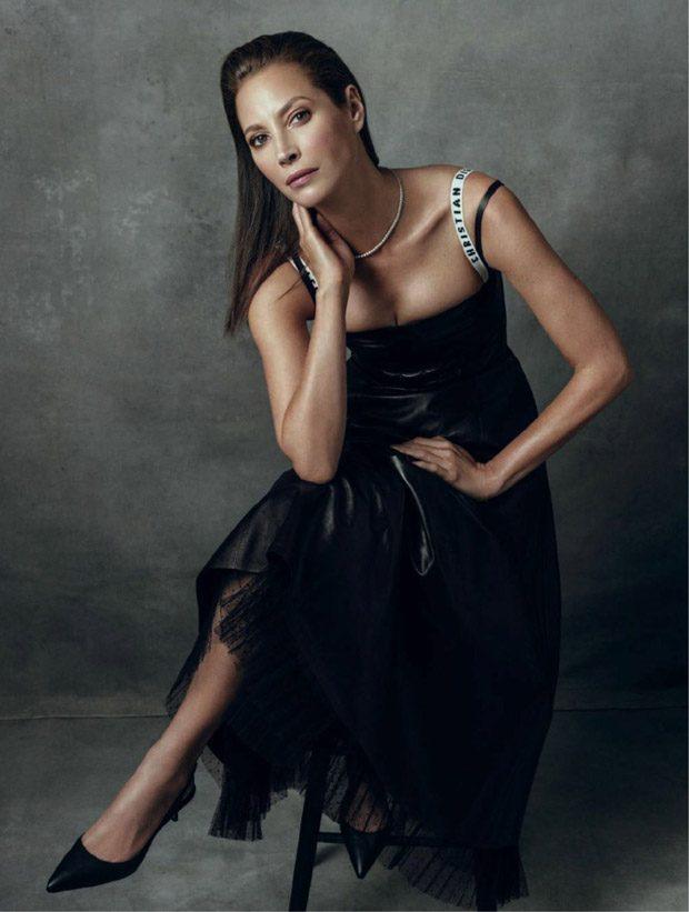 Кристи Терлингтон в Harper's Bazaar Spain