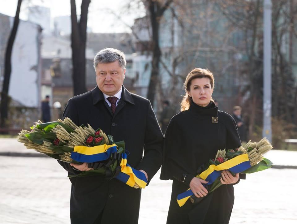 Сегодня вгосударстве Украина чтят память жертв голодоморов