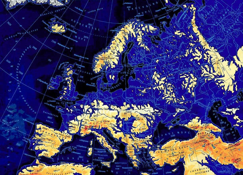 Европу накроют разрушительные наводнения— специалисты