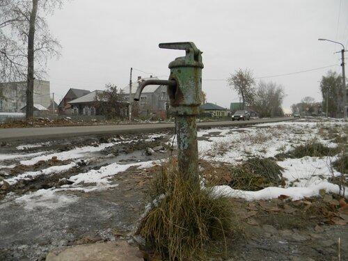 колонки в Куйбышеве на Володарского