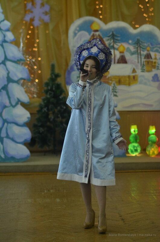 Снегурка-2017, ДК 'Химиков', 14 декабря 2016 года