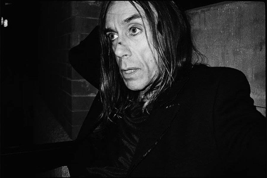 Iggy Pop, New York, 2002